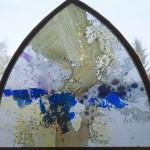 Ostfenster , Detail