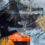 """""""Nikko""""  1994, 140 x 180 cm"""