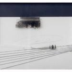 """"""" Warten am Higashi Hyoranji """"     2004,     38  x  44"""