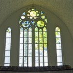 Genezarethkirche , Ostfenster