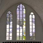 Genezarethkirche , Südfenster