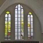 Genezarthkirche , Nordfenster