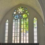 Genezarthkirche , Ostfenster