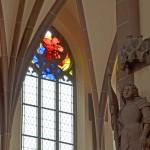 Liebfrauenkirche , Hochschifffenster